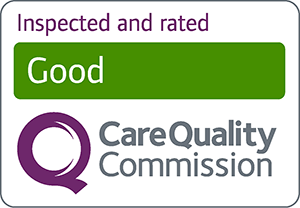 CQC Good rating widget