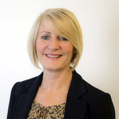 Photograph of NWAS board member Maxine Power