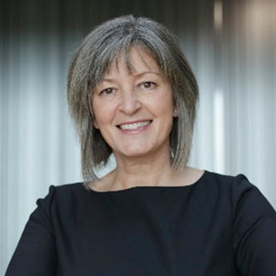 Photograph of NWAS board member Alison Chambers