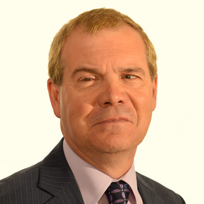 Photograph of NWAS board member Professor Rod Thomson
