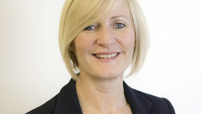 Maxine Power, Executive Director for Quality, Innovation and Improvement