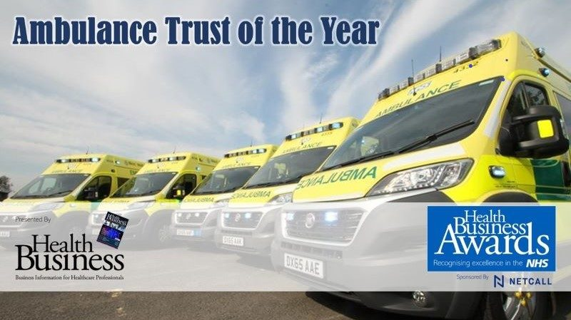Ambulance trust of the Year